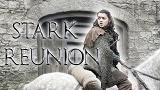 SEASON 7 Stark Reunion Confirmed | Game of Thrones
