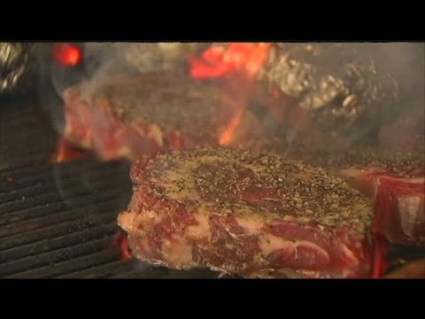 Safety tips for putting out grill fires