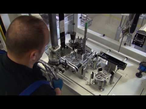 How it's made: BMW Motorcycle Engine