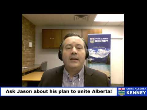 Jason Kenney on Equalization