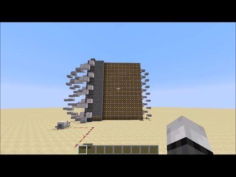 Minecraft Tutorial: The Fastest Cobblestone Generator (550+ per minute)