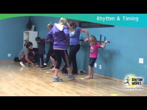 Rhythm Works Integrative Dance - More Then Dance