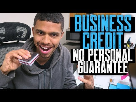 Business Credit No Personal Guarantee Basics || 50K - 100K Business Credit No PG || Brandon Weaver