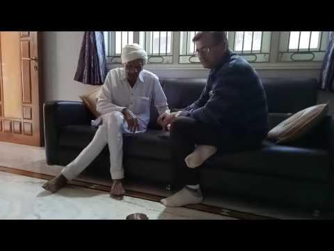 Jetha dada - 105 years old is react like young man