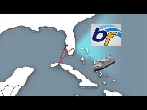 Cuba-US ferry: Florida boat companies get go ahead to launch services between Florida and Cuba