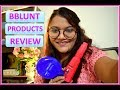 BBlunt Products Review   For Dry and Damaged Hair
