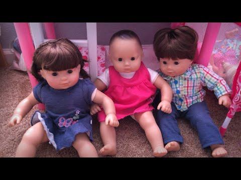 Bitty  Baby Nursery Tour!