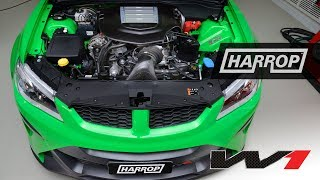 LSA TVS2650 Harrop Supercharger Kit - PakVim net HD Vdieos