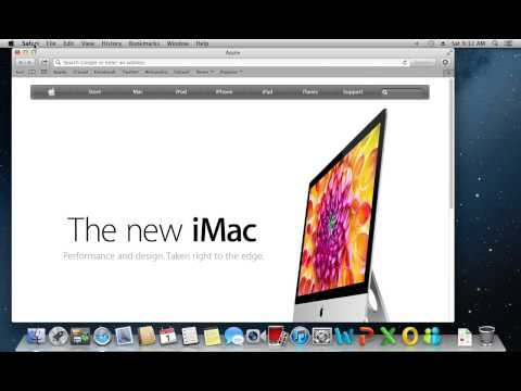 How to Set a Homepage on a Mac