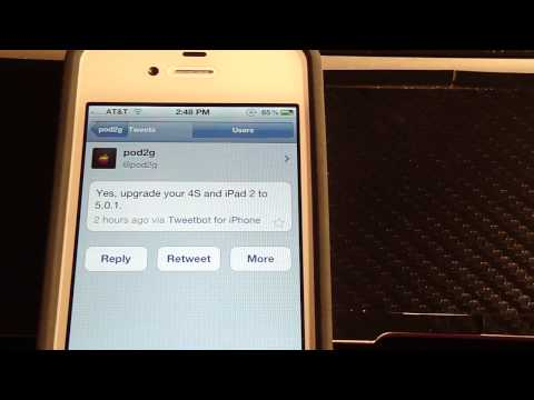 iPhone 4S & iPad 2 Jailbreak IMPORTANT Info! Release Date and Caution!