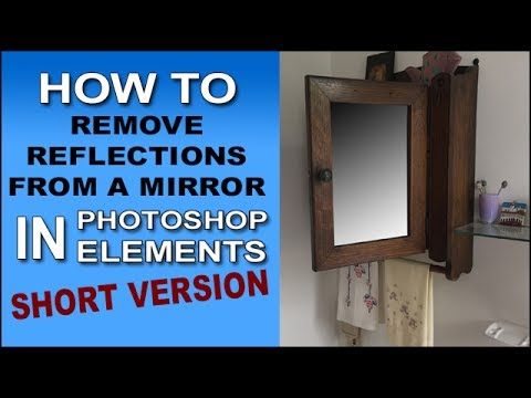 Remove a Reflection from a Mirror - Short Version