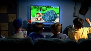 Transformers Rescue Bots Beam Box Game System 30 US TV Commercial