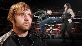 """Dean Ambrose on why """"it"""