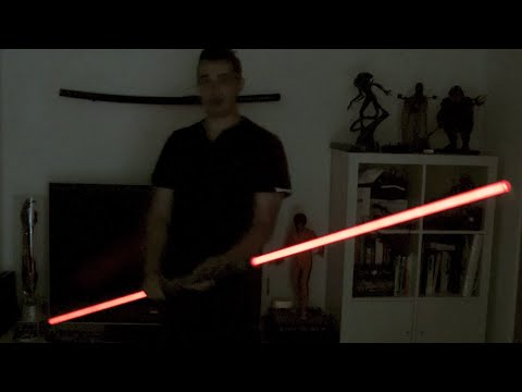 Master Replicas Hasbro Star Wars Darth Maul Double Force Fx Lightsaber Review By Movie Figures