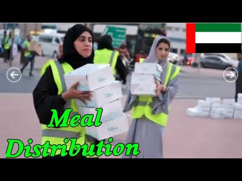 Now you can enjoy free meal in Dubai