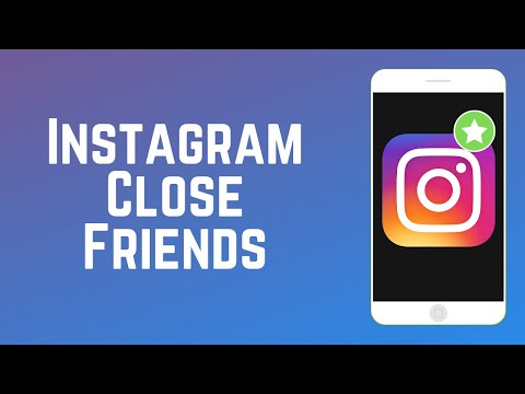 How to Use Instagram's NEW Close Friends Feature