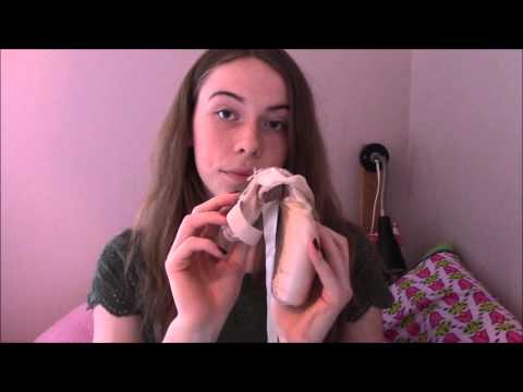 Fixing Dead Pointe Shoes