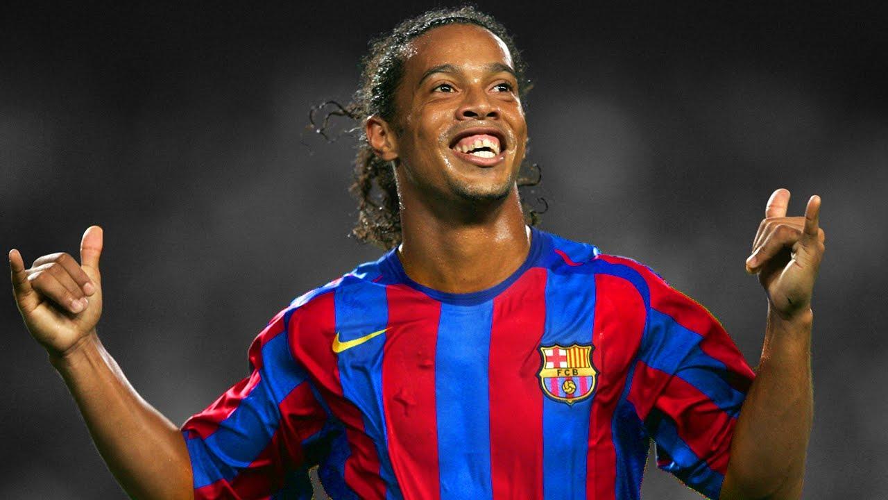 Ronaldinho - La Magia del Fútbol