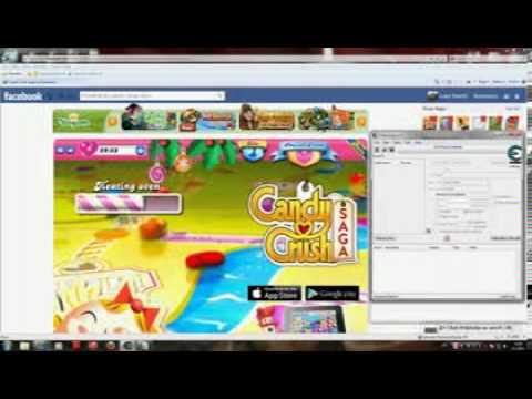 candy crush saga cheat engine 6 2
