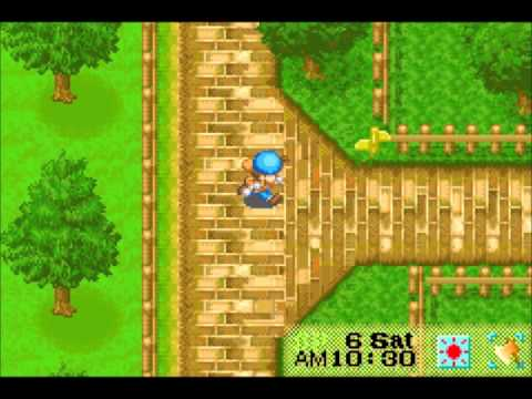 Let's Play Harvest Moon: Friends of Mineral Town 66: Time Skip