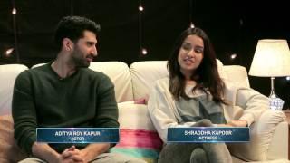 Aditya Roy Kapoor/ Shraddha Kapoor on learning from marriage of Vidya Balan and Siddharth Roy Kapoor