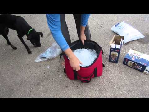 NorChill Soft Cooler Bag review