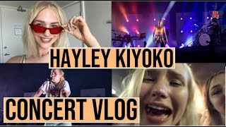 HAYLEY KIYOKO EXPECTATIONS TOUR VLOG