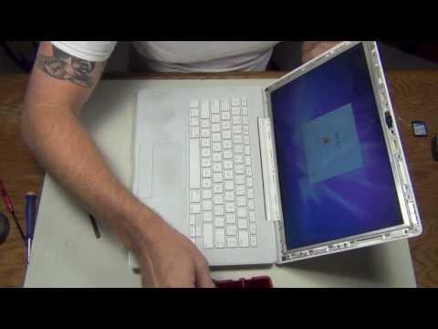 How to: Macbook - Fix the Dim or Dark Screen Issue (Inverter)