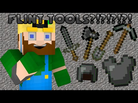 Why Flint Tools Don't Exist - Minecraft