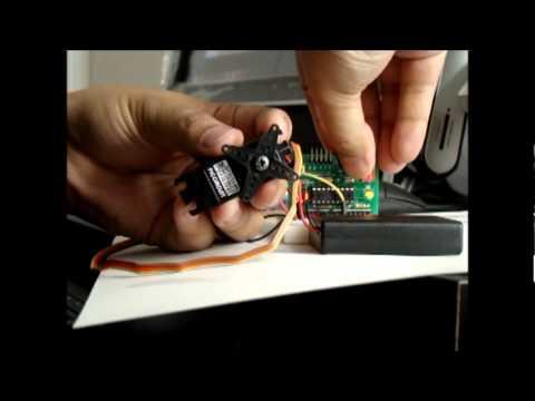 Servo Motor Control using PIC microcontroller