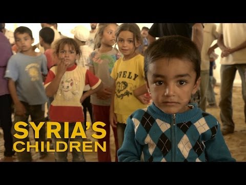 Syria crisis & children: Why is it vital to focus on their needs?