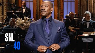 Eddie Murphy Tribute - SNL 40th Anniversary Special