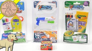 Worlds Smallest Toys - Super Soaker - Peppa Pig & Crayola