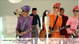 BUNKFACE LAGU RAYA 2013 - ANUGERAH SYAWAL (OFFICIAL MUSIC VIDEO)