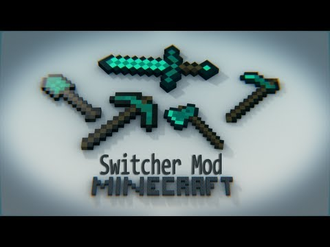 Minecraft 1.5.2 - How To Install The Auto Switcher Mod (Mac) - HD