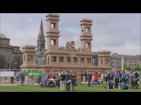 pianist  in Scotland (Neil Malcolm) performed and composed music - Royal Arch Dundee V&A