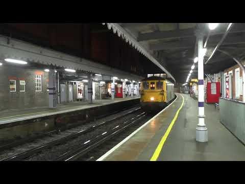 (HD) GBRf 73201 & 73213 haul a RHTT set through Tunbridge Wells - 7/11/17
