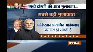 PM Narendra Modi to meet US President Donald Trump for bilateral talks
