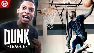 $50,000 Dunk Contest! | Dunk League Season 2