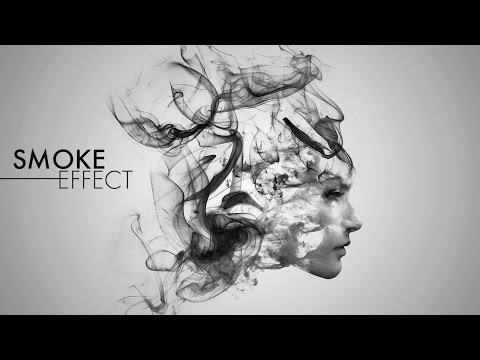 Smoke Effect   Photoshop Tutorial  |  Teach Dude Production