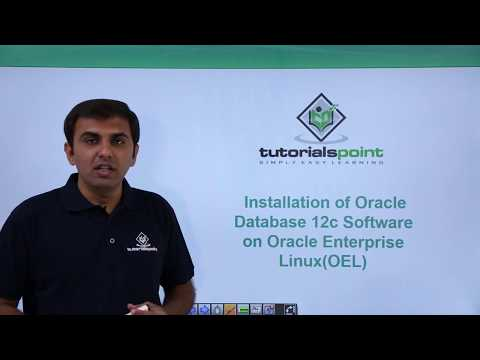 Installation of Oracle Database 12c Software on Oracle Enterprise Linux