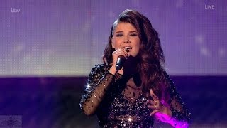 The X Factor UK 2016 Live Shows Finals Saara Aalto Last Song Full Clip S13E32