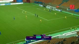 Литва U18 - Казахстан U18 0:2 ● Мемориал Гранаткина - 2017 (Видеообзор голов)