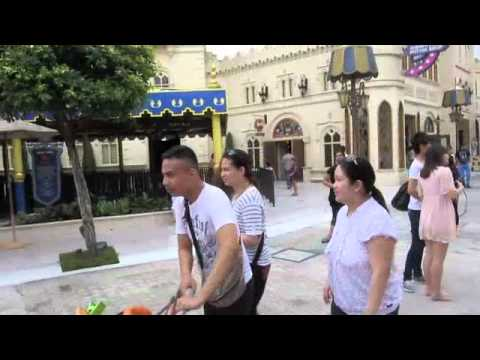 Tour of Singapore and Travel Tips