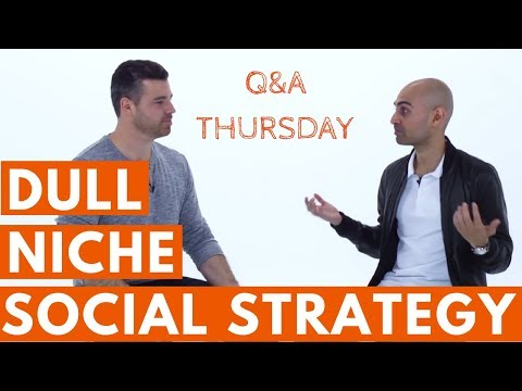 1 Simple Social Media Strategy for Getting Attention in a