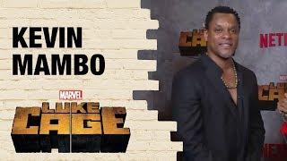 Kevin Mambo on Aiding Bushmaster in Marvel's Luke Cage Season 2
