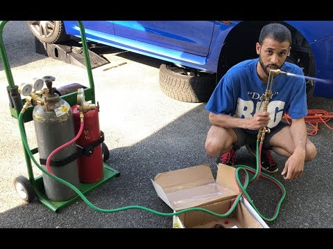 Oxy-Acetylene Torch Step-by-Step Setup (Specialty Car-Tool Series)