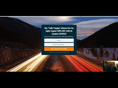 How To Build A Capture Lead Page For A JVzoo Offer & Send Traffic To It Using Solo Ads Free Training