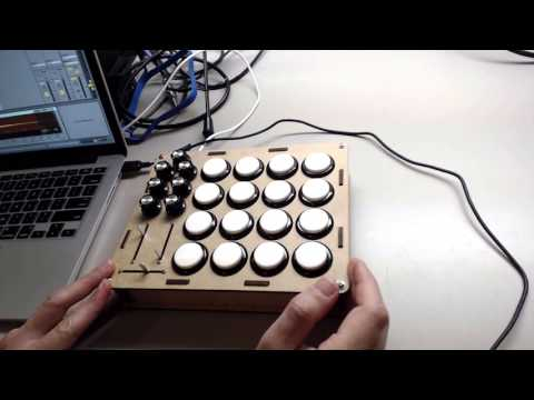 DIY Midi Controller with Arduino Pro Micro