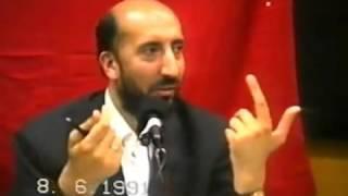 8 Haziran 1991 Mulhouse Konferans - Abdurrahman Dilipak - Mezhepler Ayrıılığı